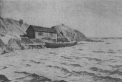 Den ydderste nøgne ø